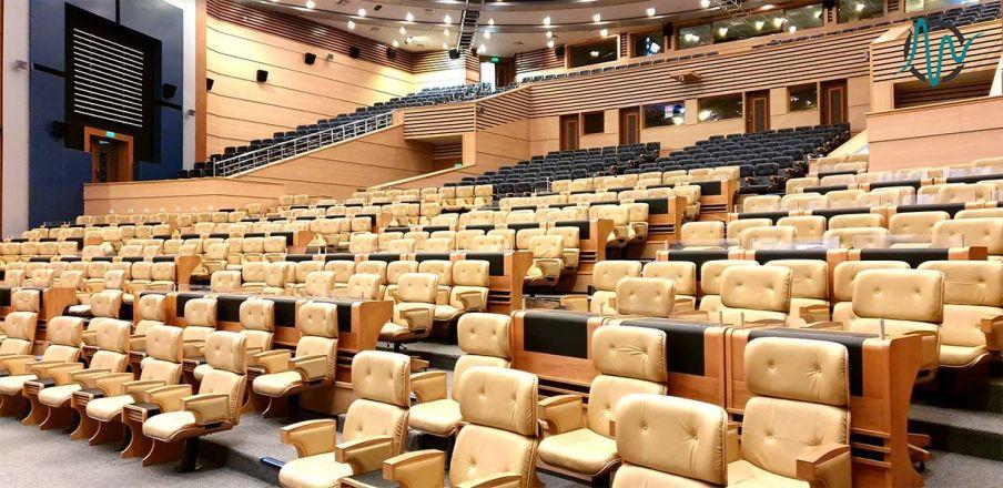 سالن اجلاس خلیج فارس