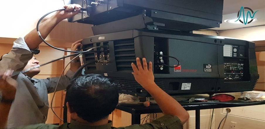سینمایی دالبی دیجیتال کیش